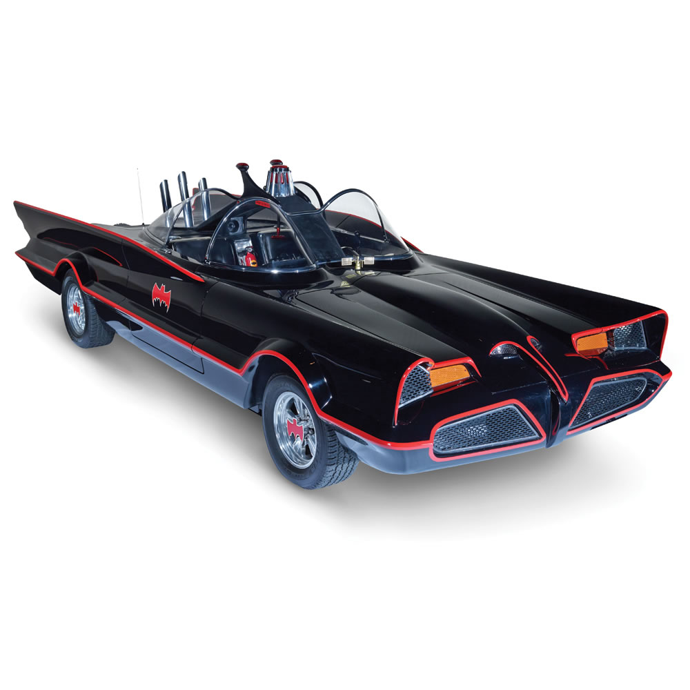 The Authentic 1966 Batmobile 1