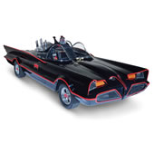 The Authentic 1966 Batmobile.