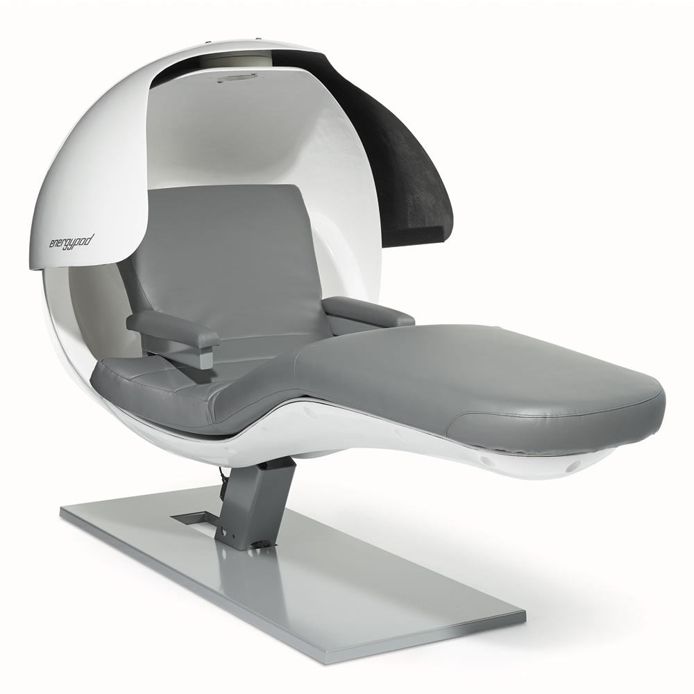 Energy Pod the productivity boosting nap pod - hammacher schlemmer