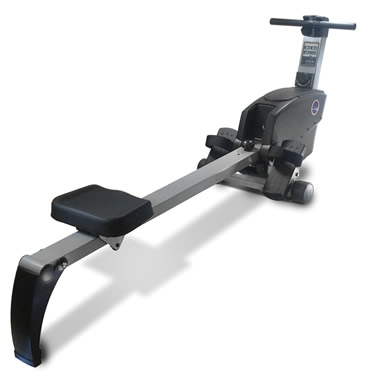 The Fold Away Rowing Machine.