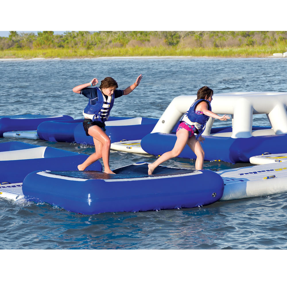 The Floating Obstacle Course 2