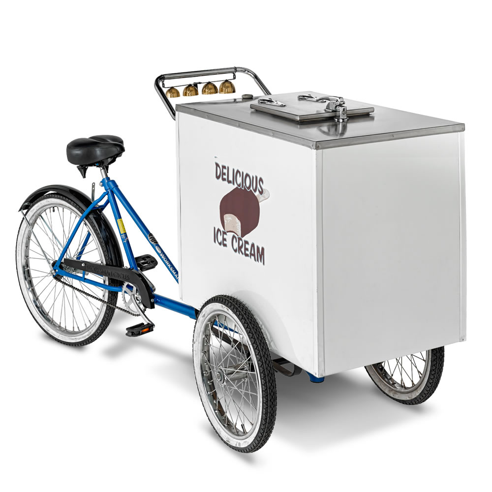 The Genuine Good Humor Ice Cream Cart2