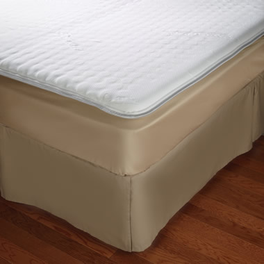 The Pain Relieving Mattress Topper.