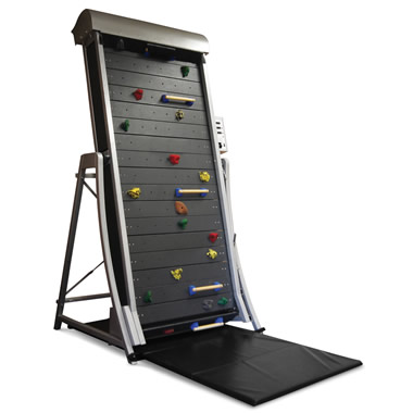 The Climbing Wall Treadmill