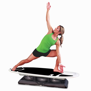 The Only Surfing Experience Core Trainer.