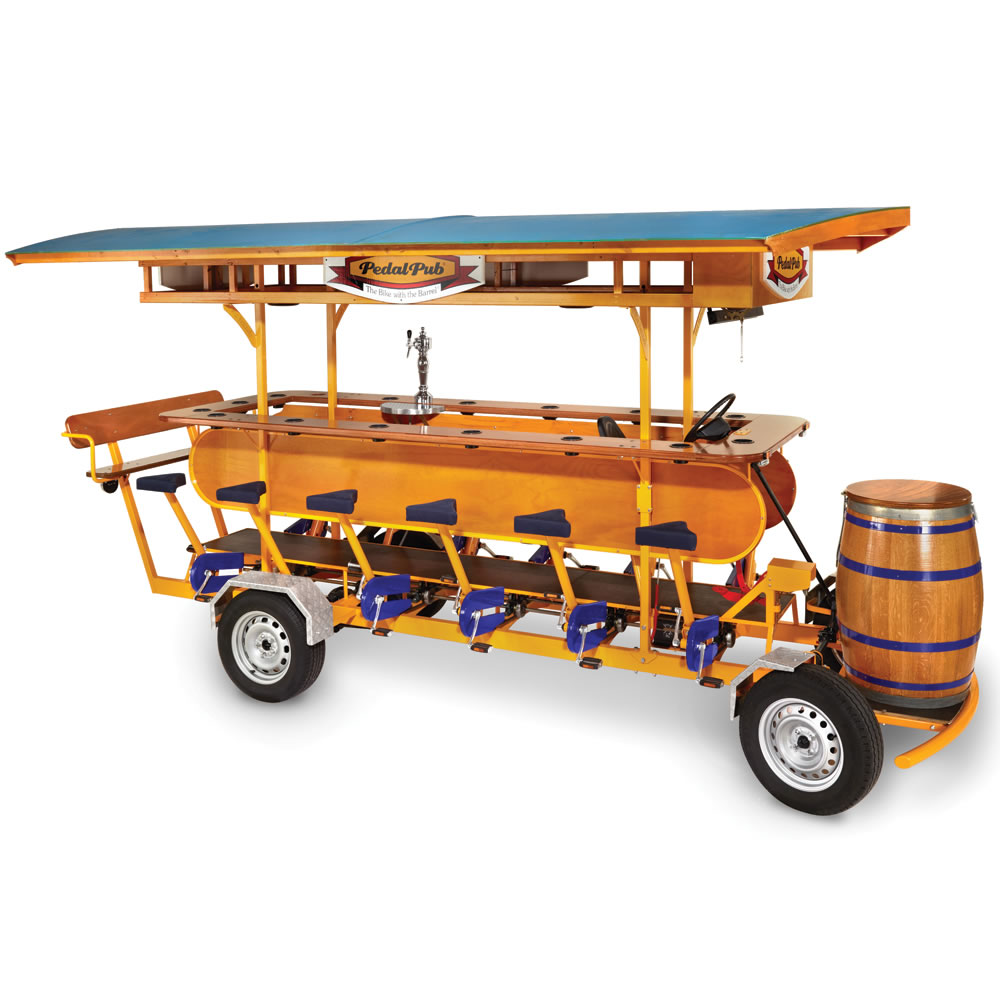 The Pedal Pub Hammacher Schlemmer : 122251000x1000 from www.hammacher.com size 1000 x 1000 jpeg 116kB