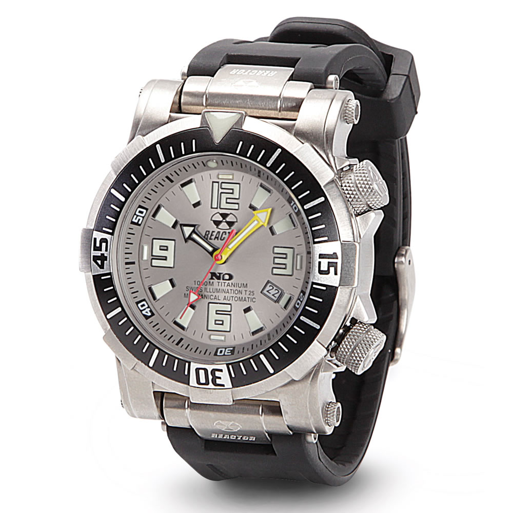The Professional Diver's Titanium Watch 2