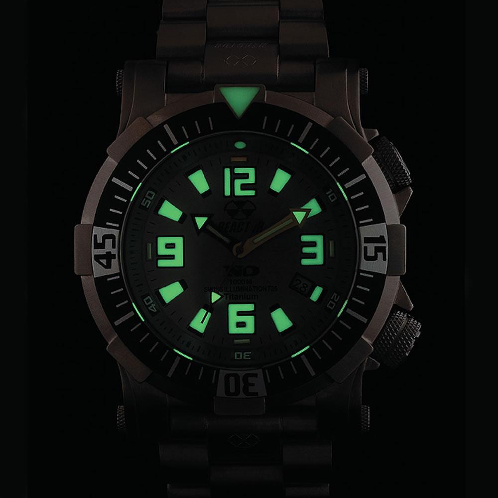 The Professional Diver's Titanium Watch5