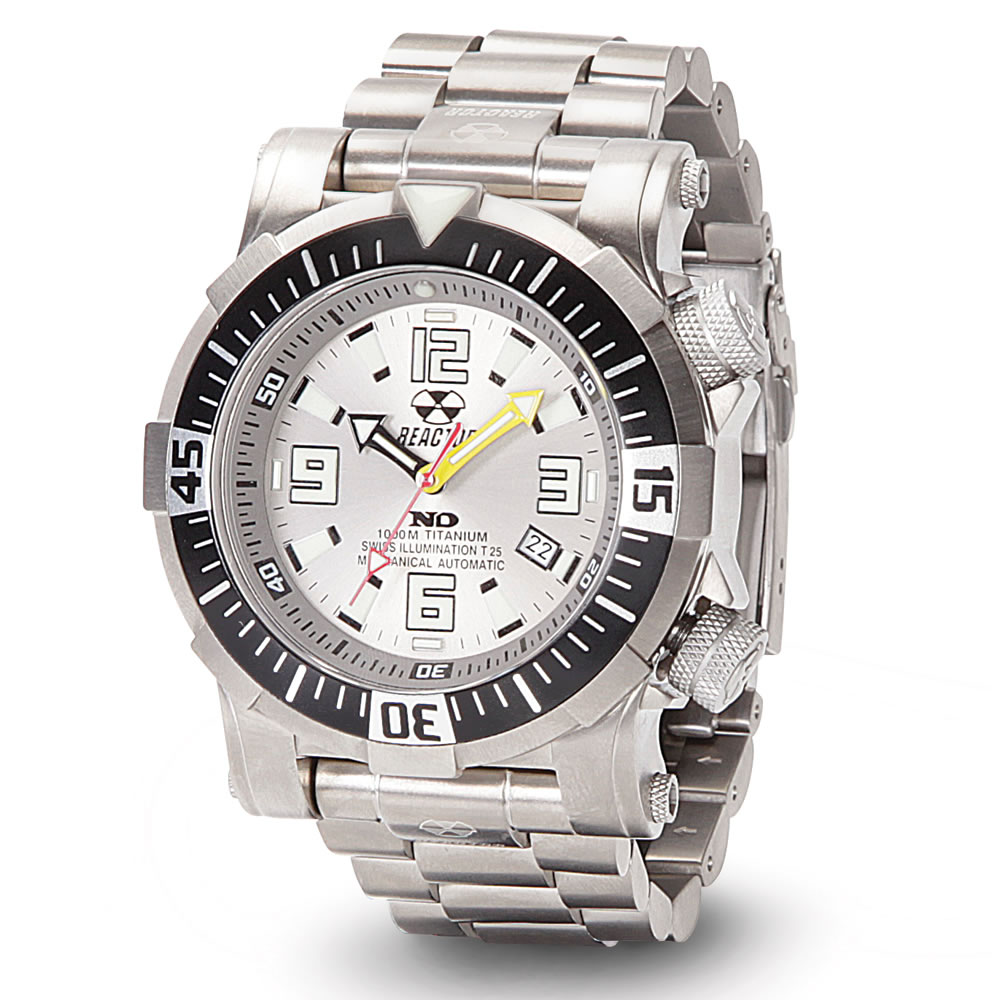 The Professional Diver's Titanium Watch 1