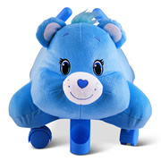 The Care Bears Ride And Snuggle Pillow.