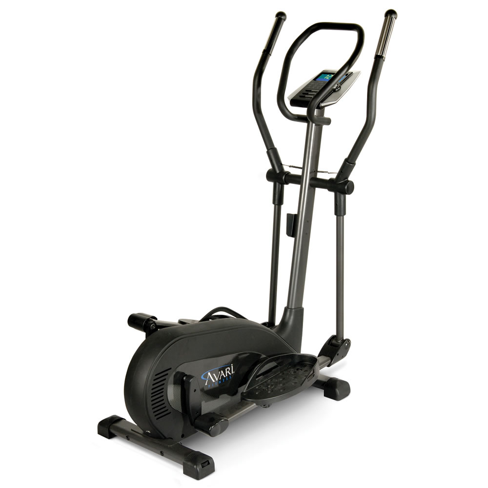 The Bioresponsive Elliptical Trainer 2