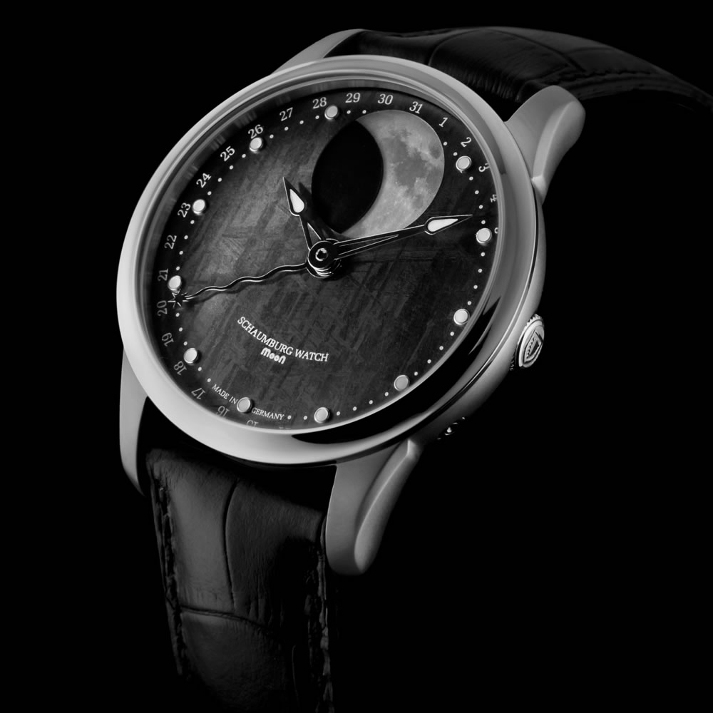 The Genuine Meteorite Watch 3