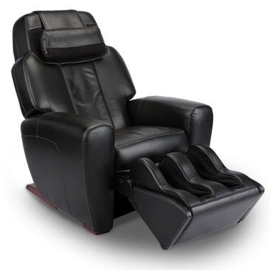 The Acupressure Point Detecting Massage Chair.