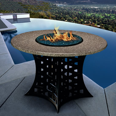 The Shanxi Granite Hearth Table