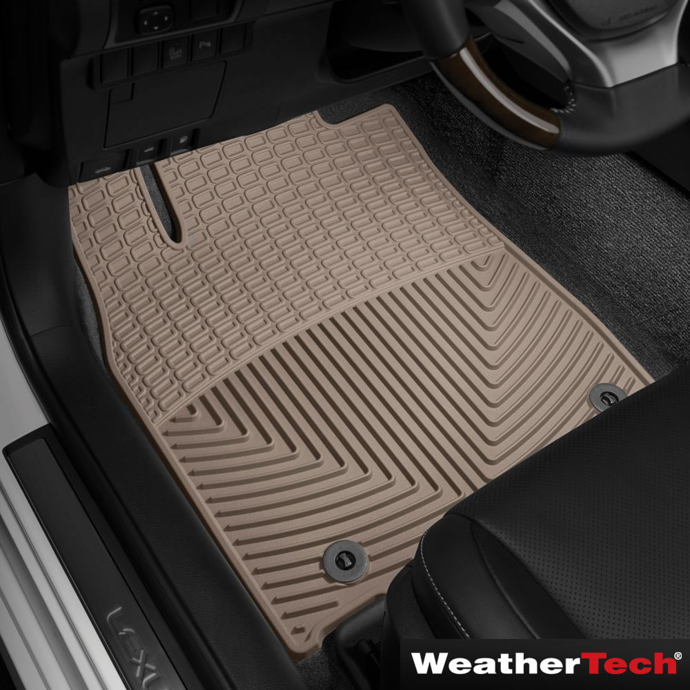 Weathertech floor mats kia rondo -  Year Required True