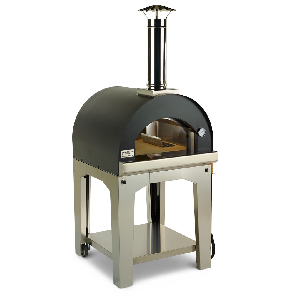 The Rapid Heating Wood Burning Pizza Oven2
