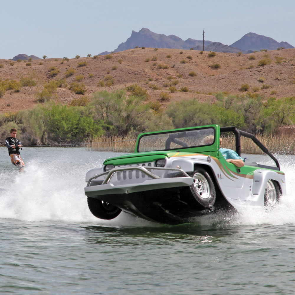 The World's Fastest Amphibious Car 2