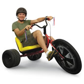 The Drifting Adult Trike.