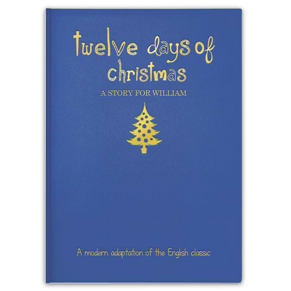 The Personalized Twelve Days of Christmas Book3