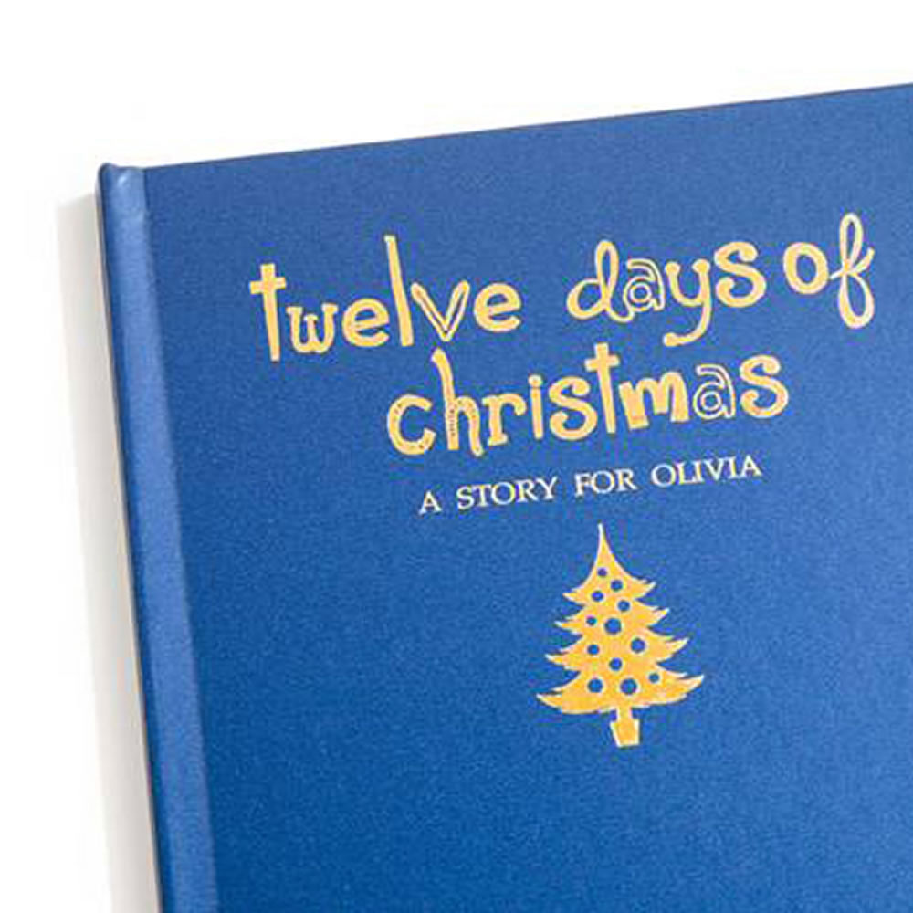 The Personalized Twelve Days of Christmas Book 4