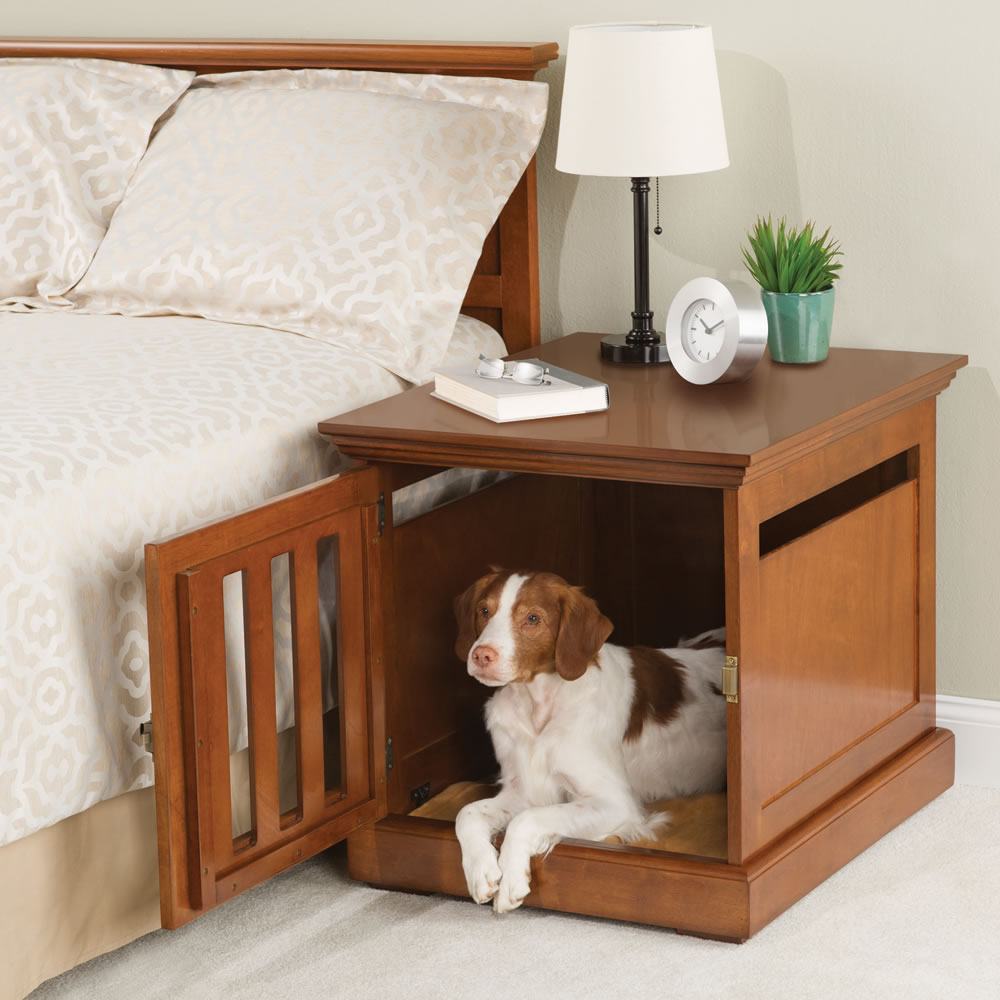 The Nightstand Dog House 1