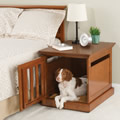 The Nightstand Dog House.