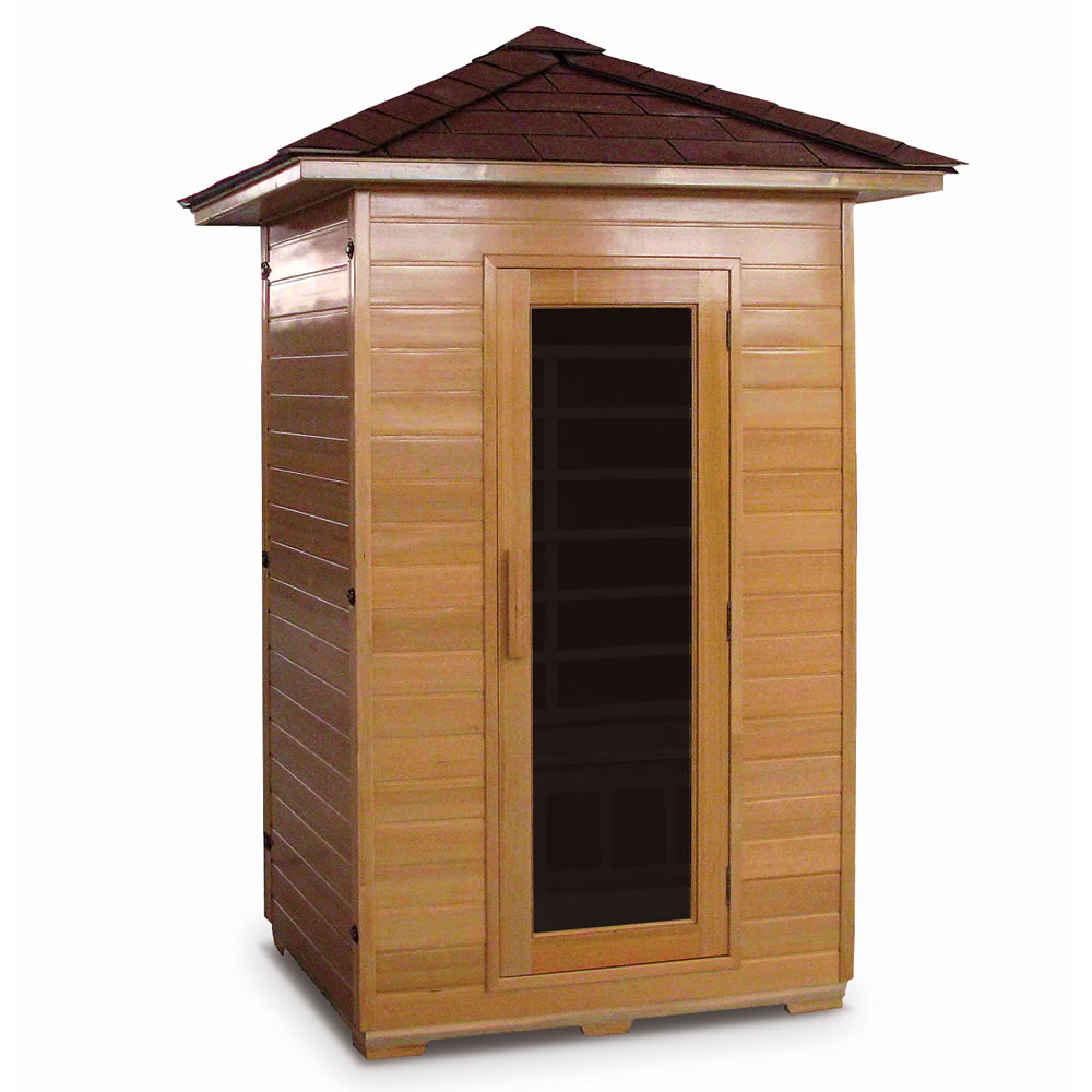 The Outdoor Infrared Sauna 2