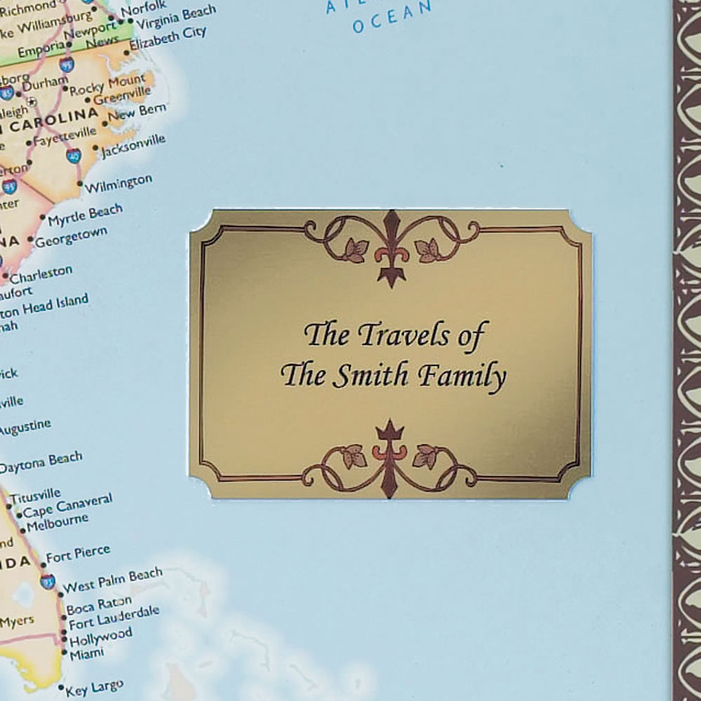 The Personalized Travel Map 2