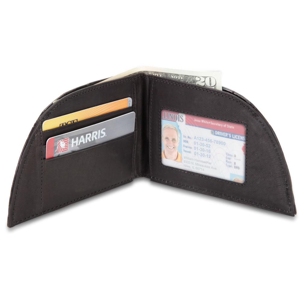 The Alligator Front Pocket Wallet 2