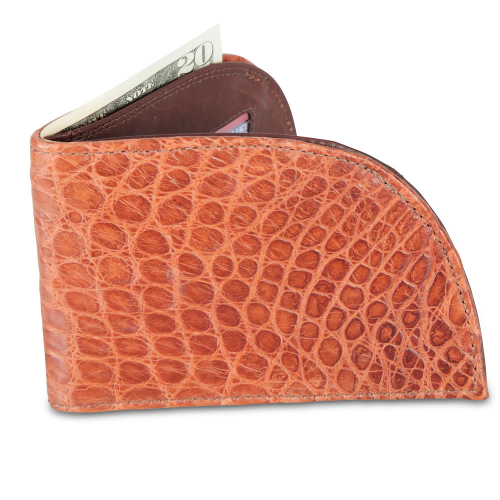 The Alligator Front Pocket Wallet 3