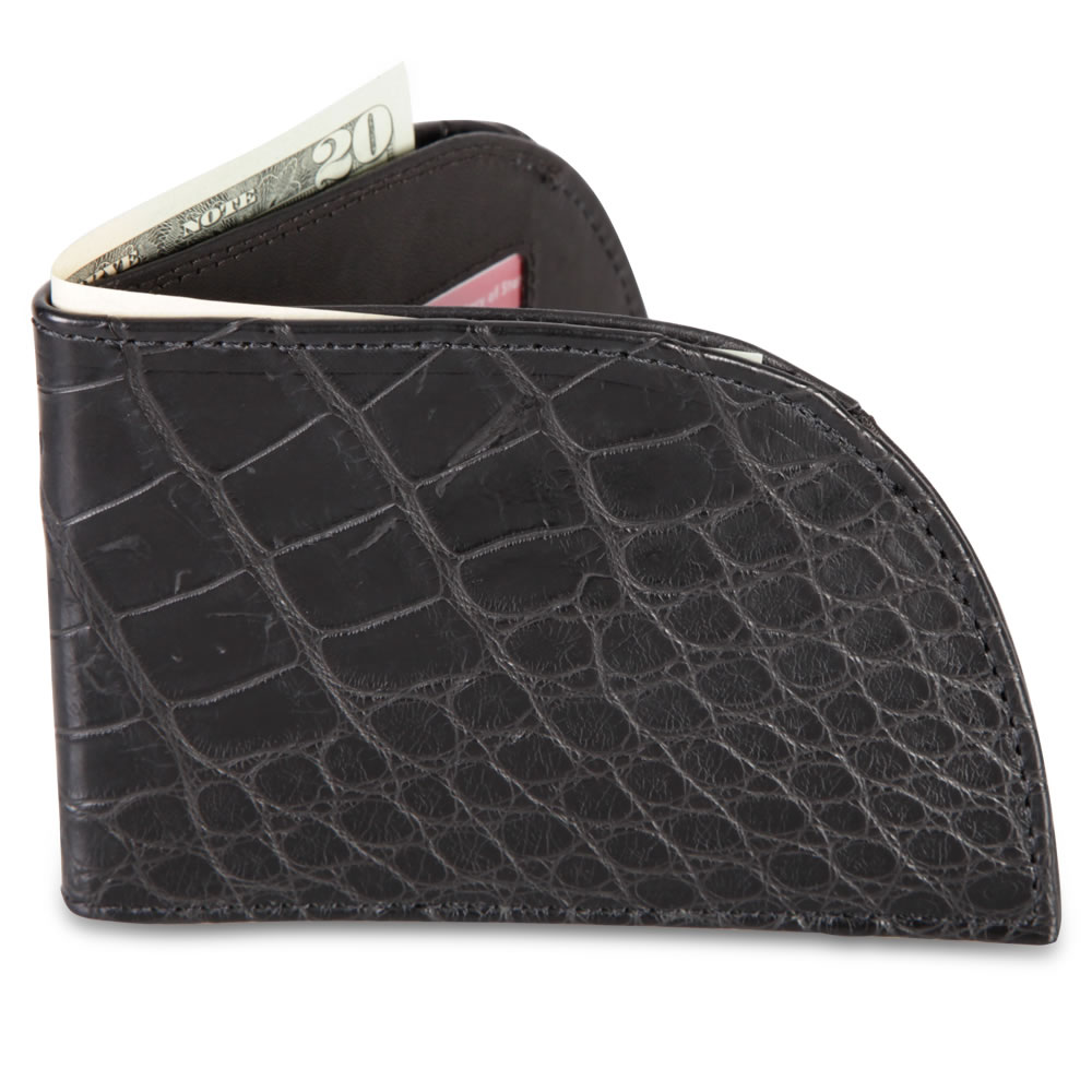 The Alligator Front Pocket Wallet 1