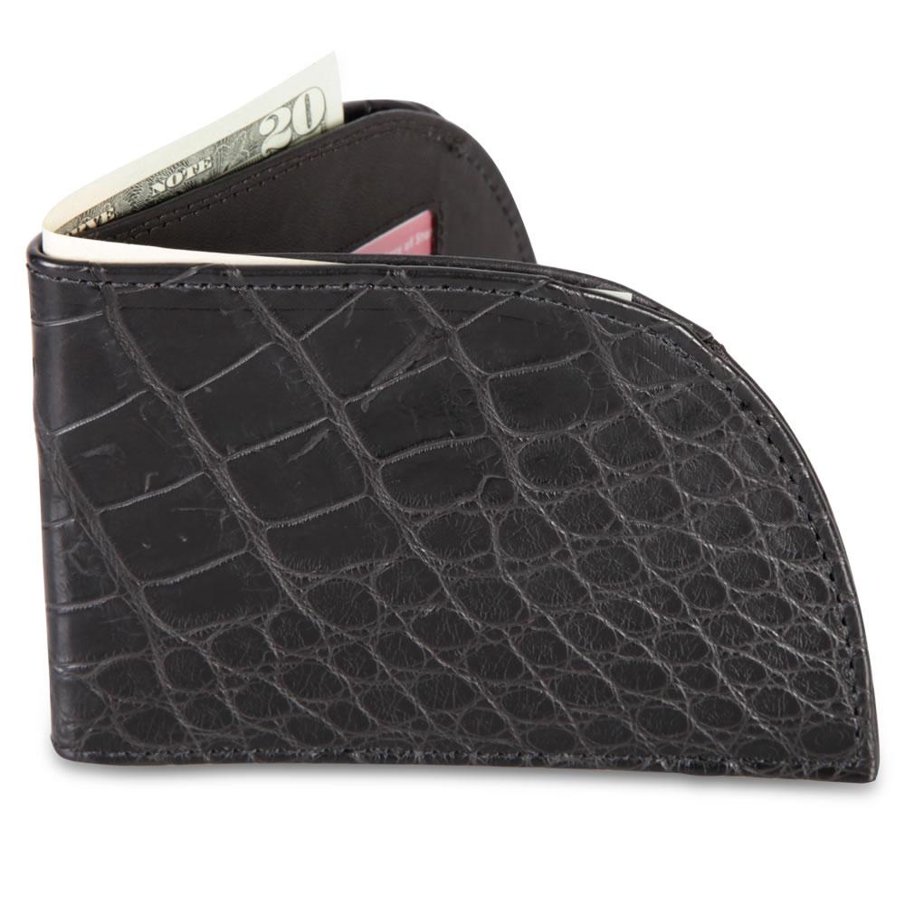 The Alligator Front Pocket Wallet 1