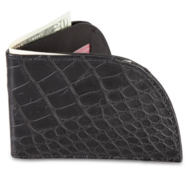 The Alligator Front Pocket Wallet.