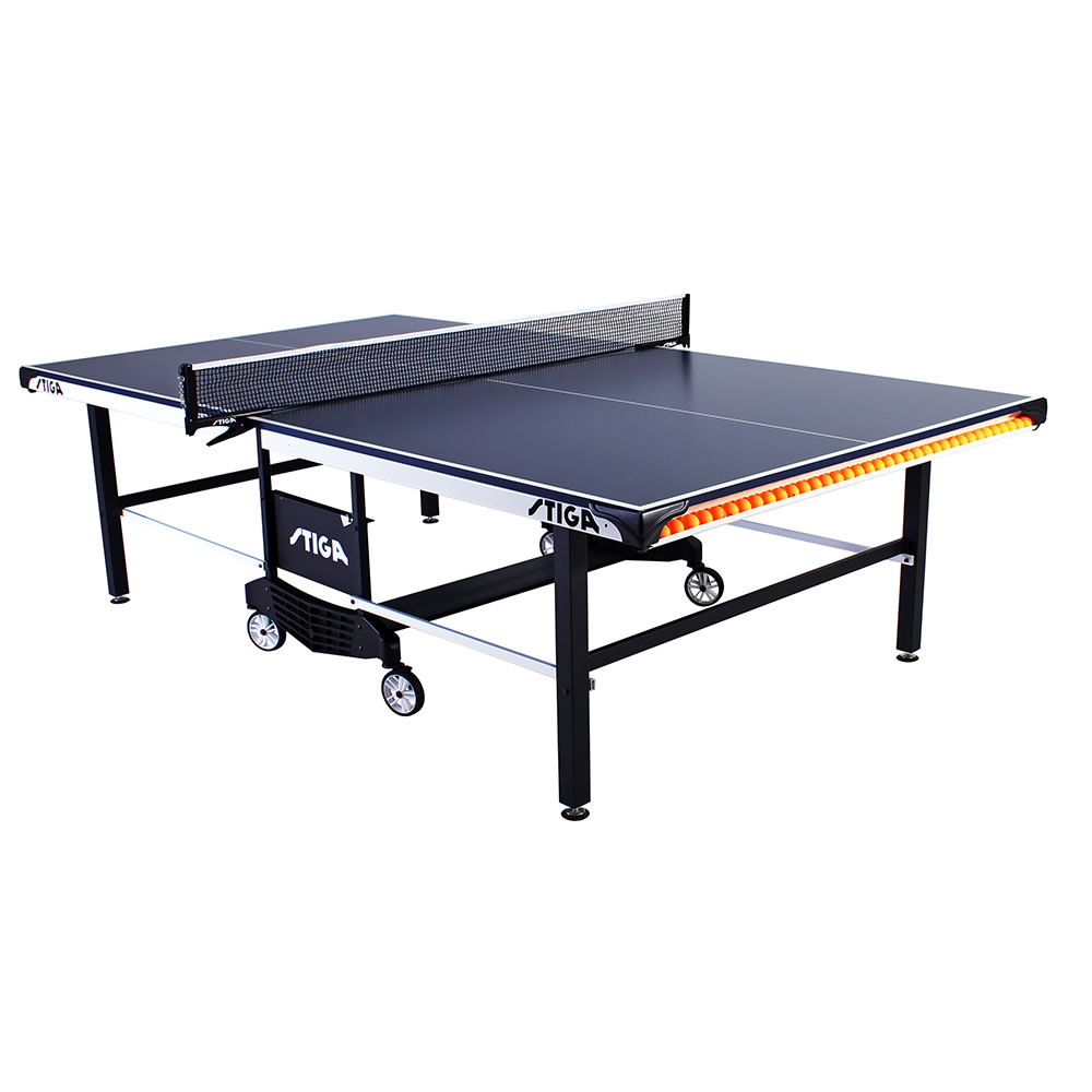 The Ball Storing Foldaway Tennis Table1