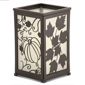 The Four Seasons Flameless Lantern.