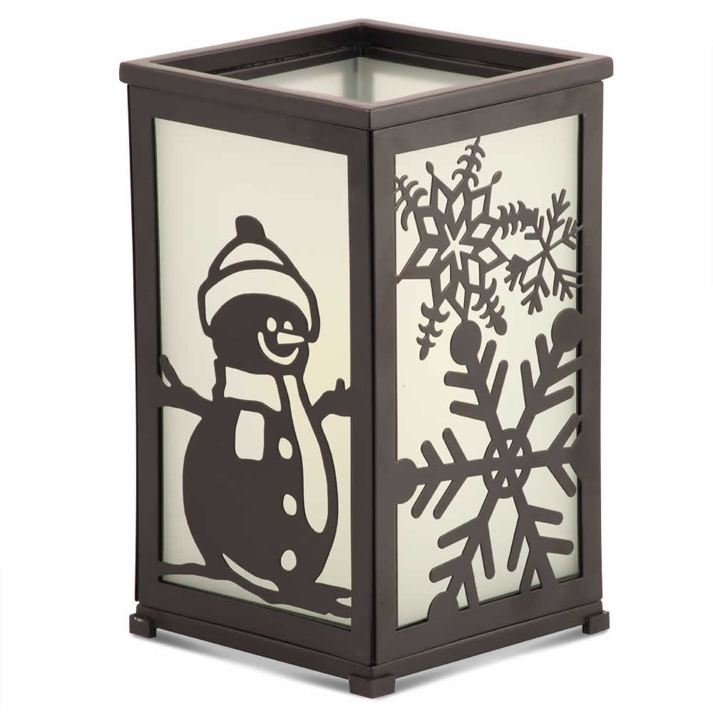 The Four Seasons Flameless Lantern5