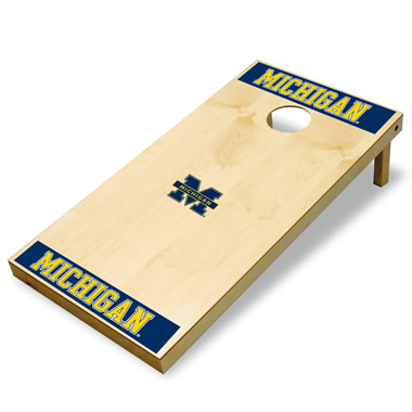 The NCAA Bag Toss Game.