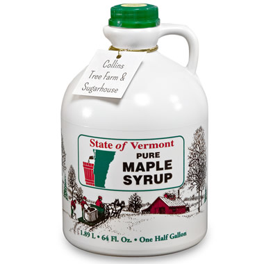 The Authentic Vermont Maple Syrup