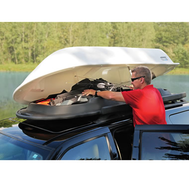 The Car Top Carrier Dinghy.