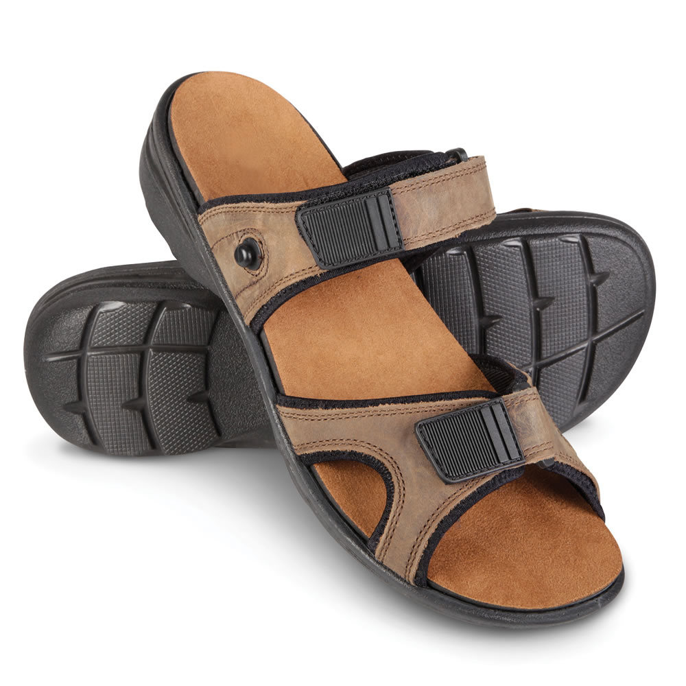 The Gentlemen's Shock Absorbing Sandal 2