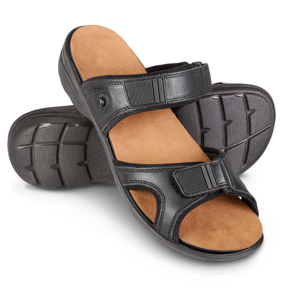 The Gentlemen's Shock Absorbing Sandal 4