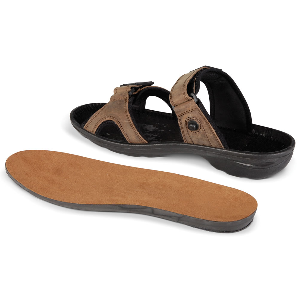The Gentlemen's Shock Absorbing Sandal 6