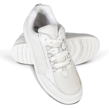 The Gentleman's Diabetic's Athletic Shoes.