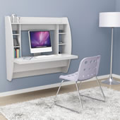 The Wall Mounted Desk.