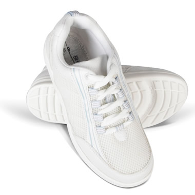 The Lady's Diabetic Athletic Shoes.