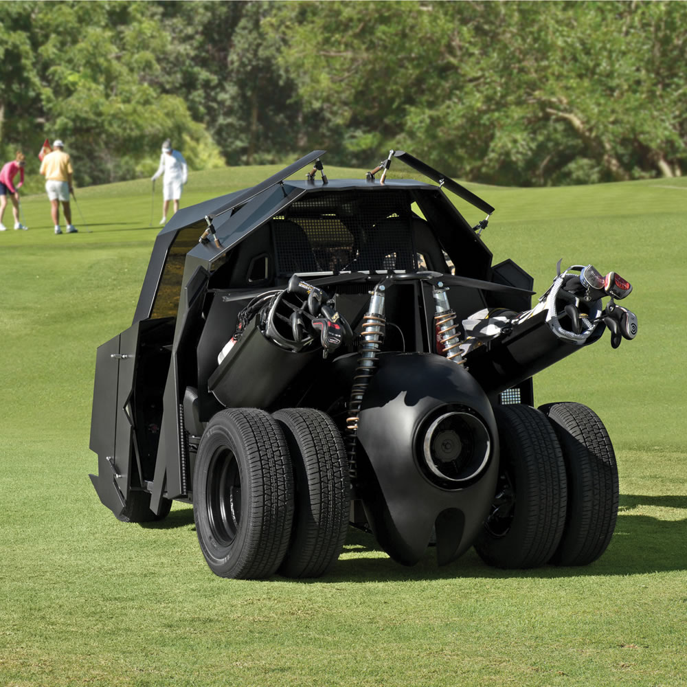 The Gotham Golfcart 2