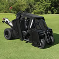 The Gotham Golfcart.