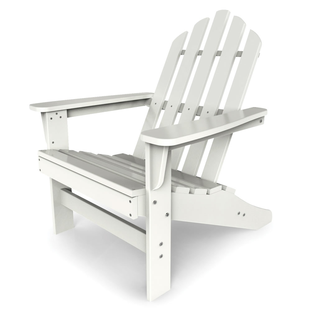The Weather Impervious Adirondack Chair 2