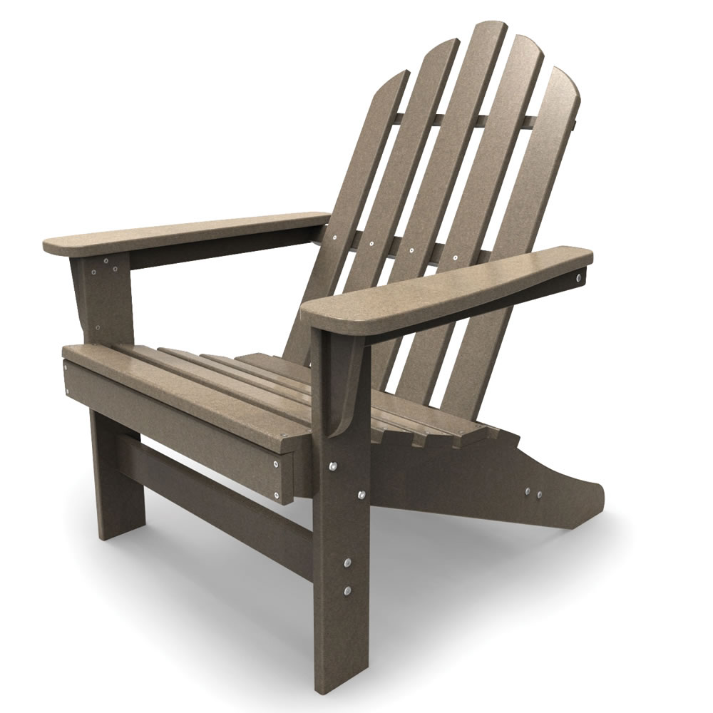 The Weather Impervious Adirondack Chair 3