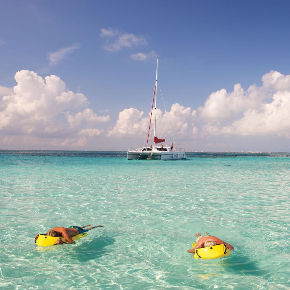The Snorkeling Kickboard 5